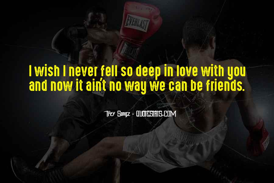 Quotes About Past Friends #215115