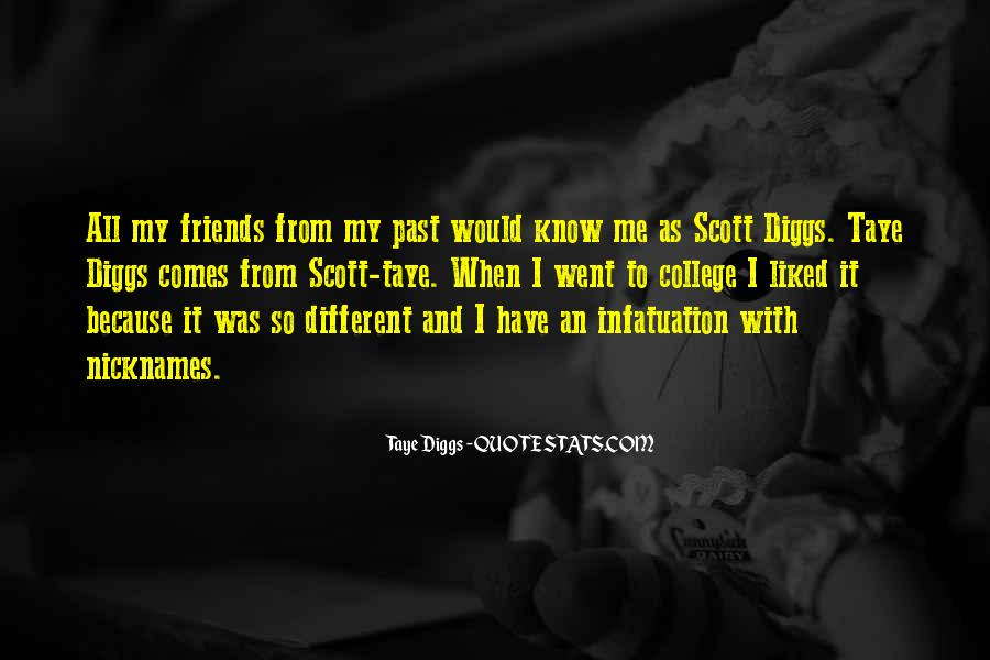 Quotes About Past Friends #397209