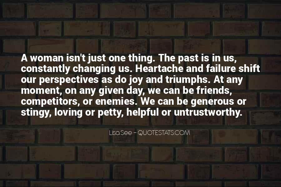 Quotes About Past Friends #732588