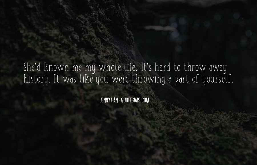 Quotes About Past Friends #874642