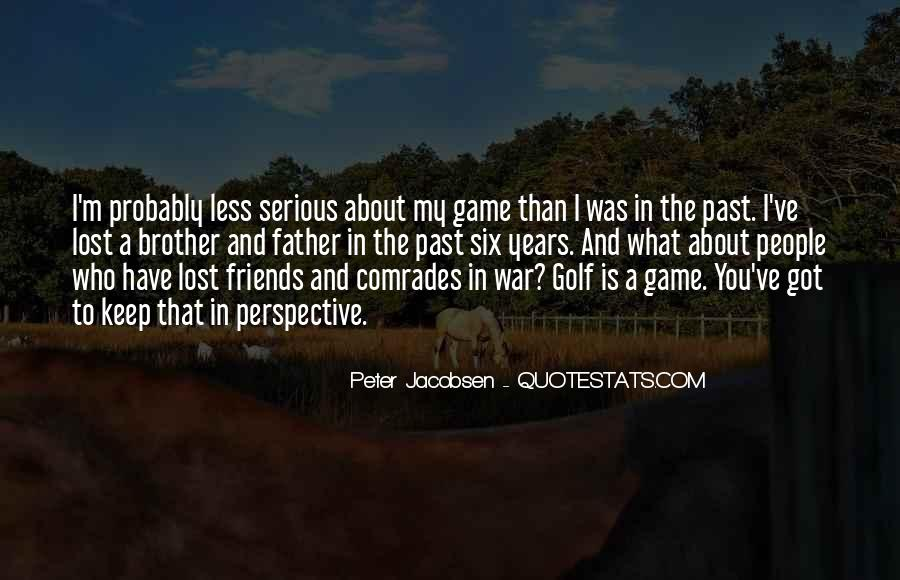 Quotes About Past Friends #899928