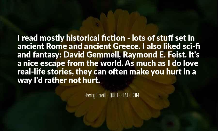 Quotes About Ancient Greece And Rome #1660551
