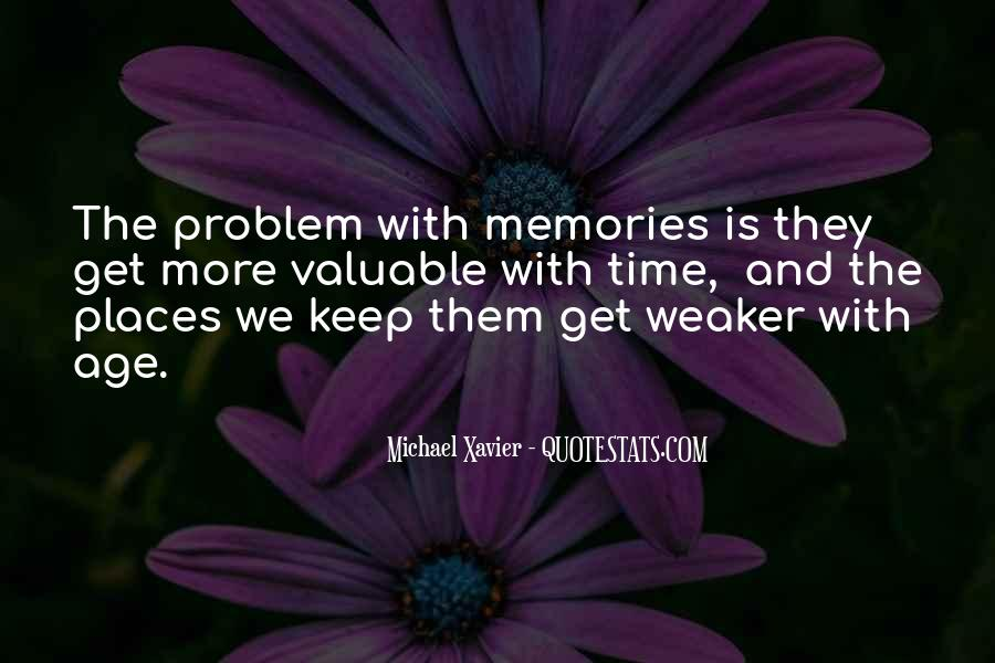 Quotes About Places And Memories #1004068