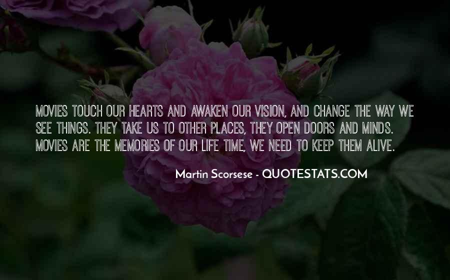 Quotes About Places And Memories #1150346