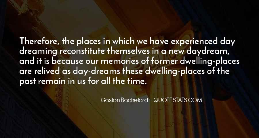Quotes About Places And Memories #1339948