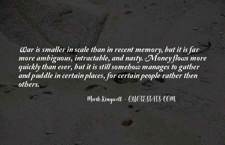 Quotes About Places And Memories #1391116