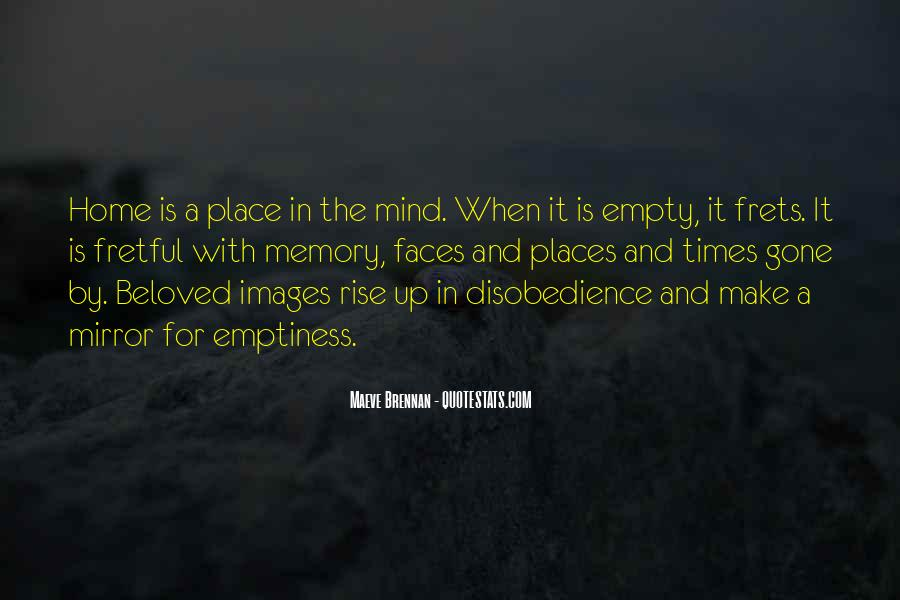 Quotes About Places And Memories #23013