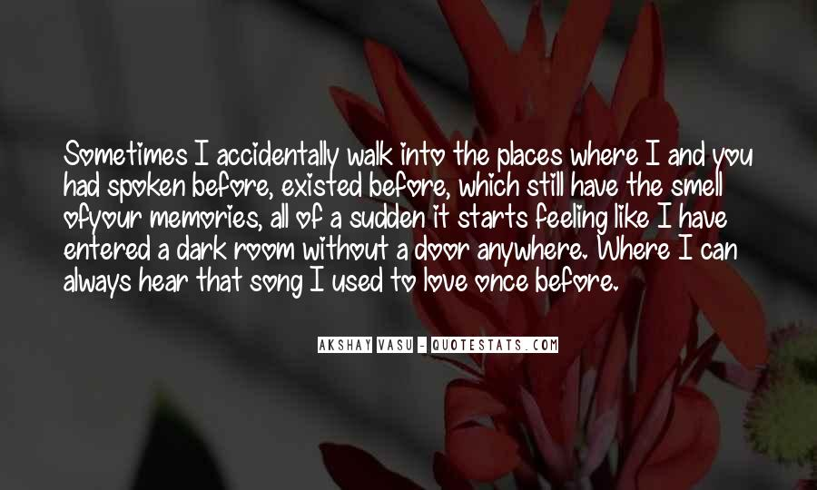 Quotes About Places And Memories #355314
