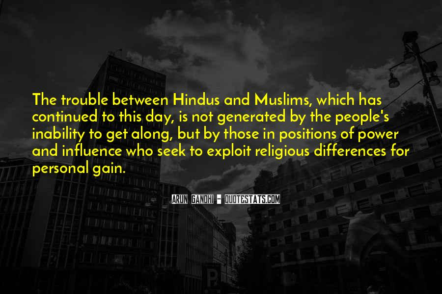 Quotes About Religious Differences #1052427