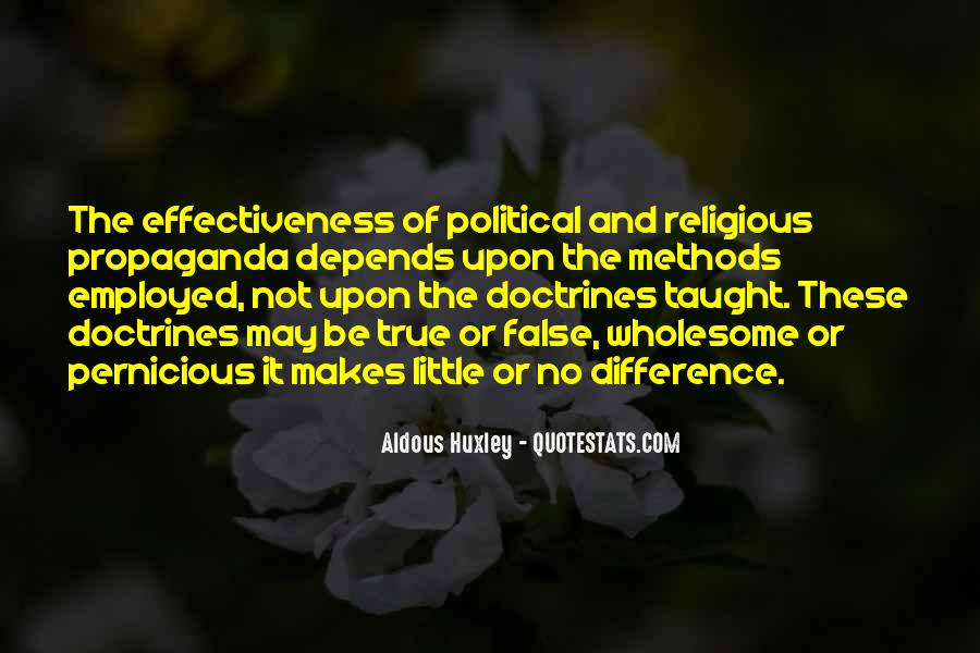 Quotes About Religious Differences #11361