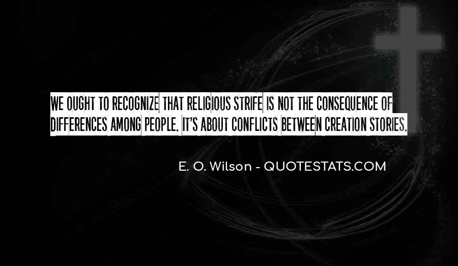 Quotes About Religious Differences #1302364