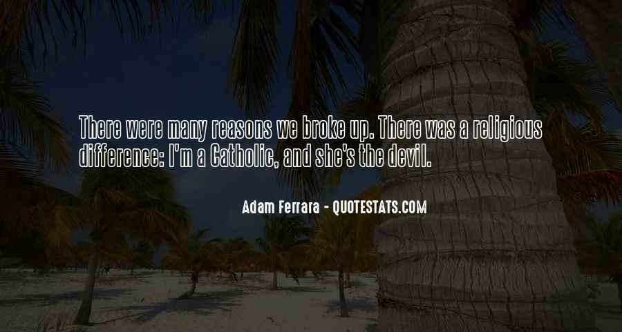 Quotes About Religious Differences #1319786
