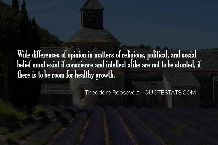 Quotes About Religious Differences #1339670