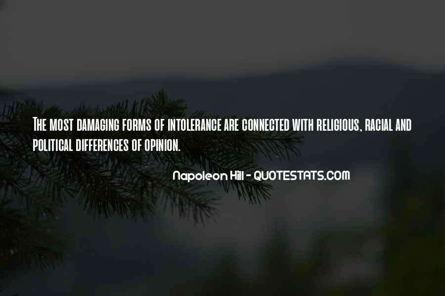 Quotes About Religious Differences #1407086