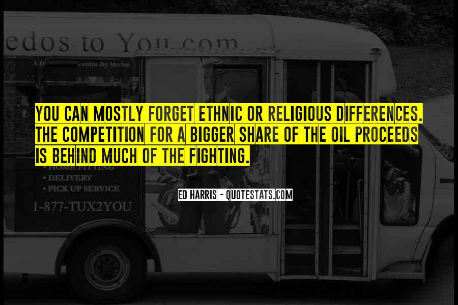 Quotes About Religious Differences #1506755