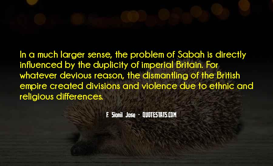 Quotes About Religious Differences #1635519