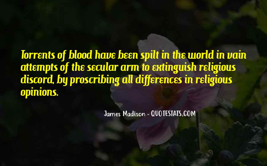 Quotes About Religious Differences #1850633