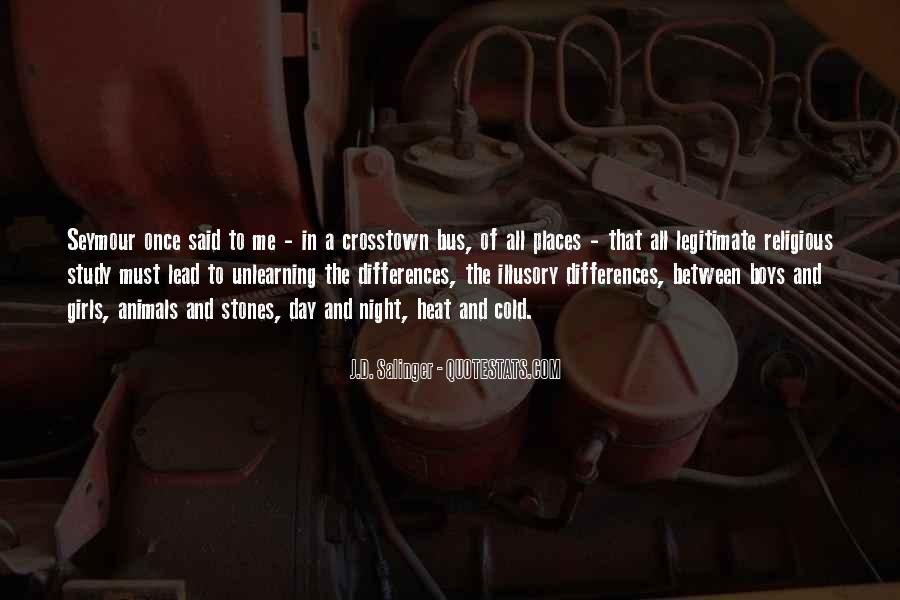 Quotes About Religious Differences #22374