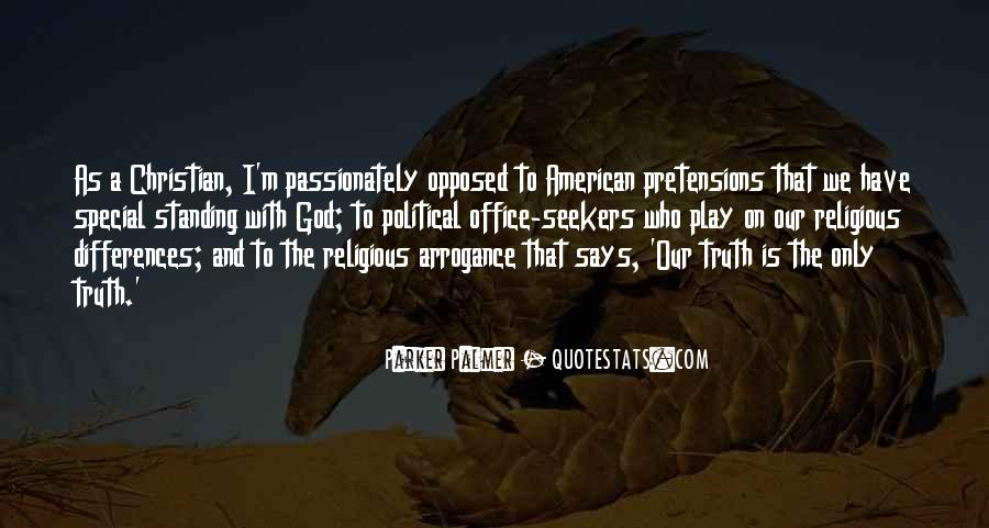 Quotes About Religious Differences #280400