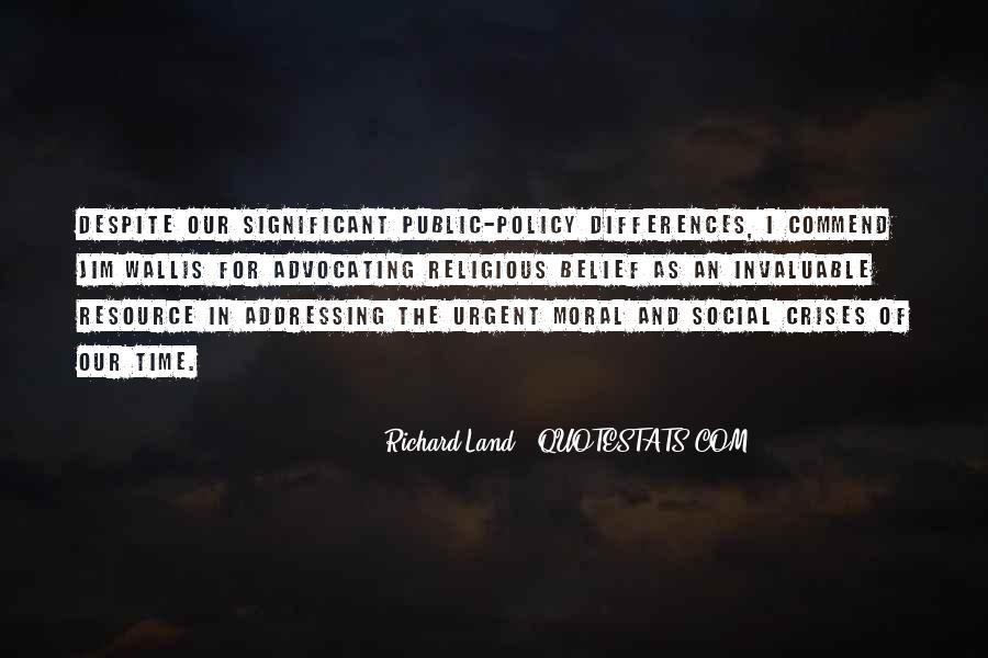 Quotes About Religious Differences #288320