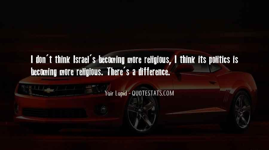 Quotes About Religious Differences #300310