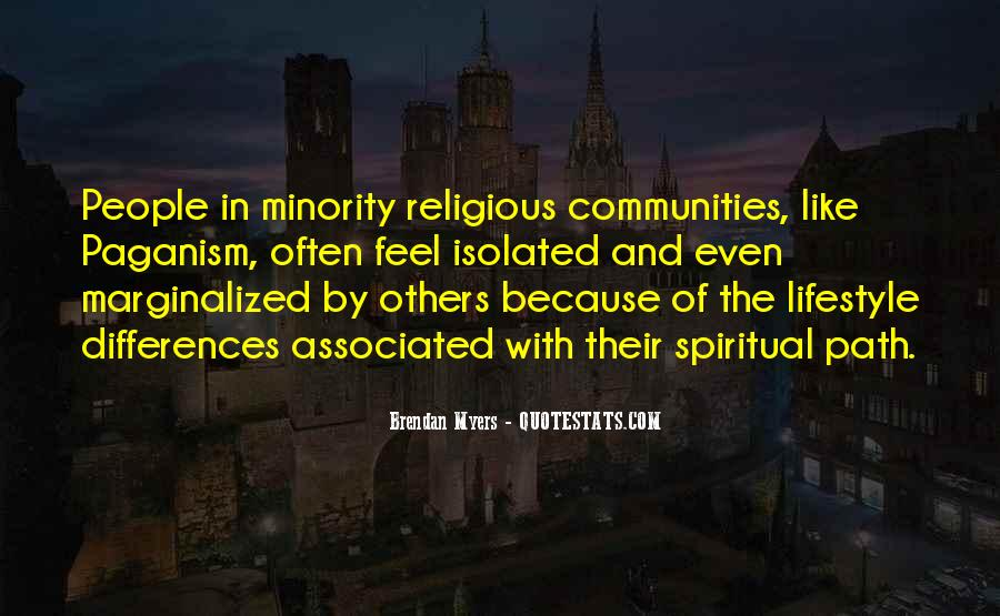 Quotes About Religious Differences #319839