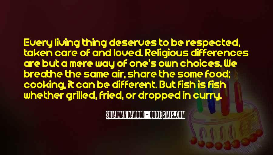 Quotes About Religious Differences #336401