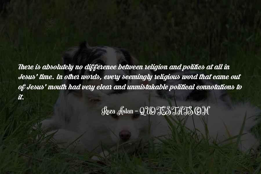 Quotes About Religious Differences #49122