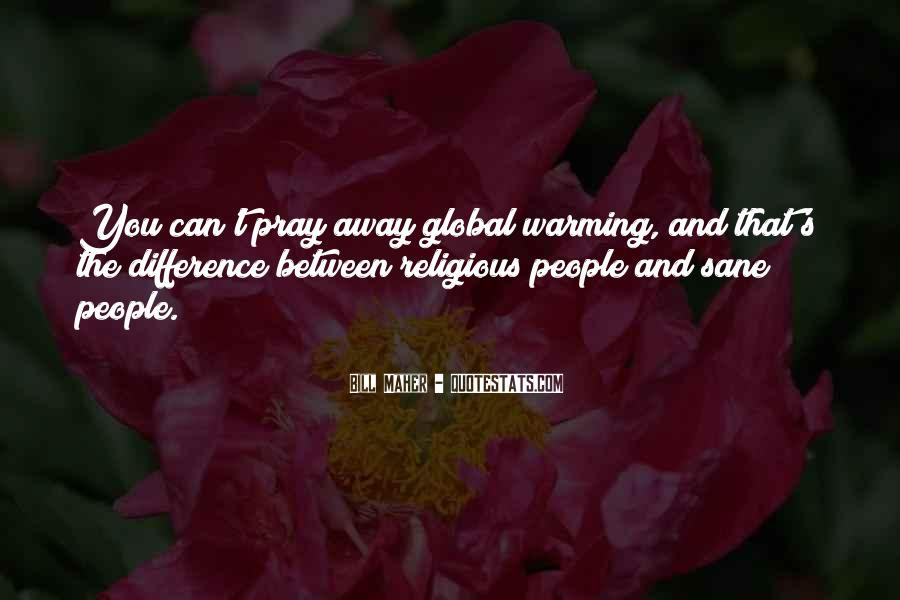Quotes About Religious Differences #62310