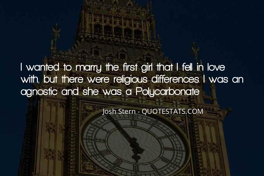 Quotes About Religious Differences #651854