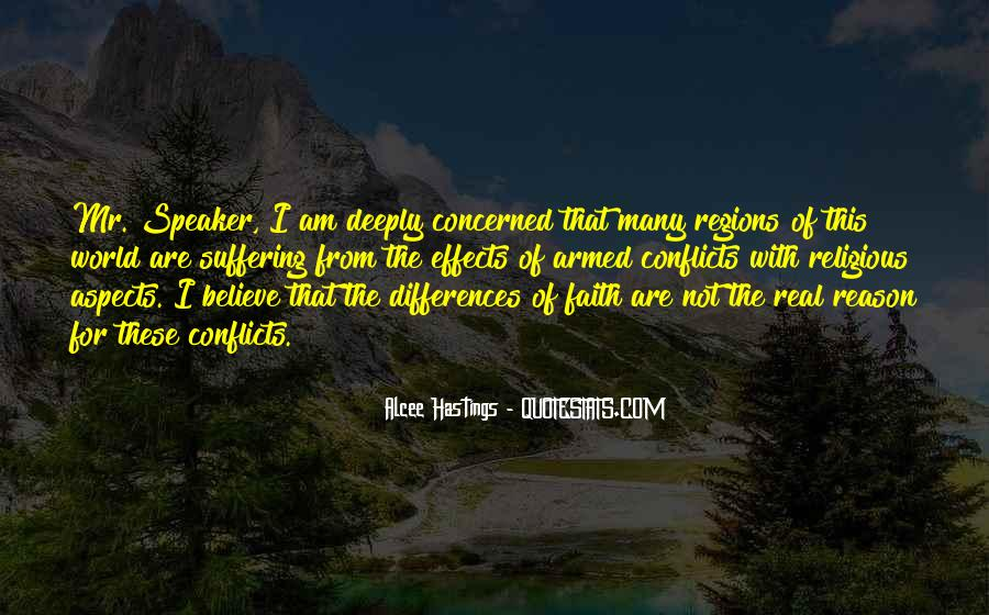 Quotes About Religious Differences #849013