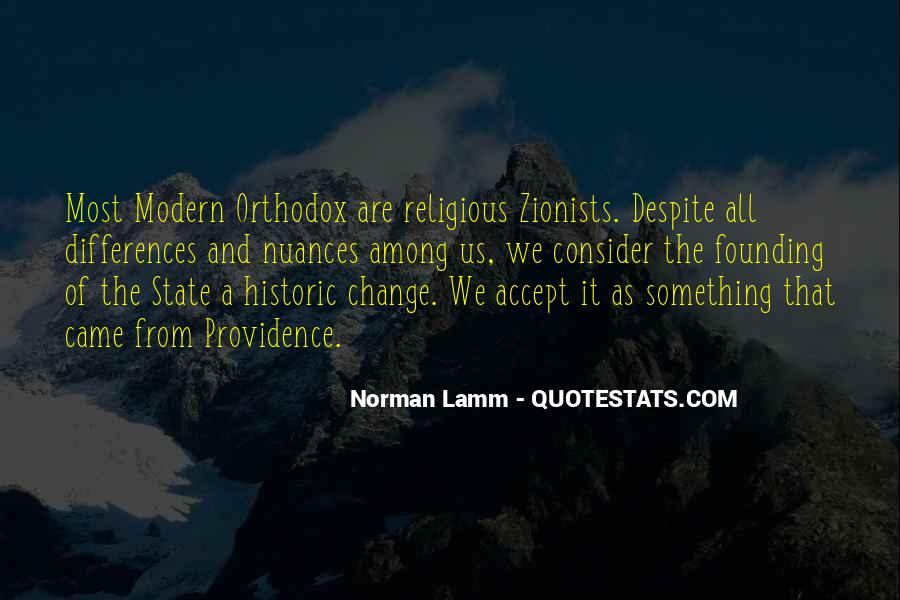 Quotes About Religious Differences #96303