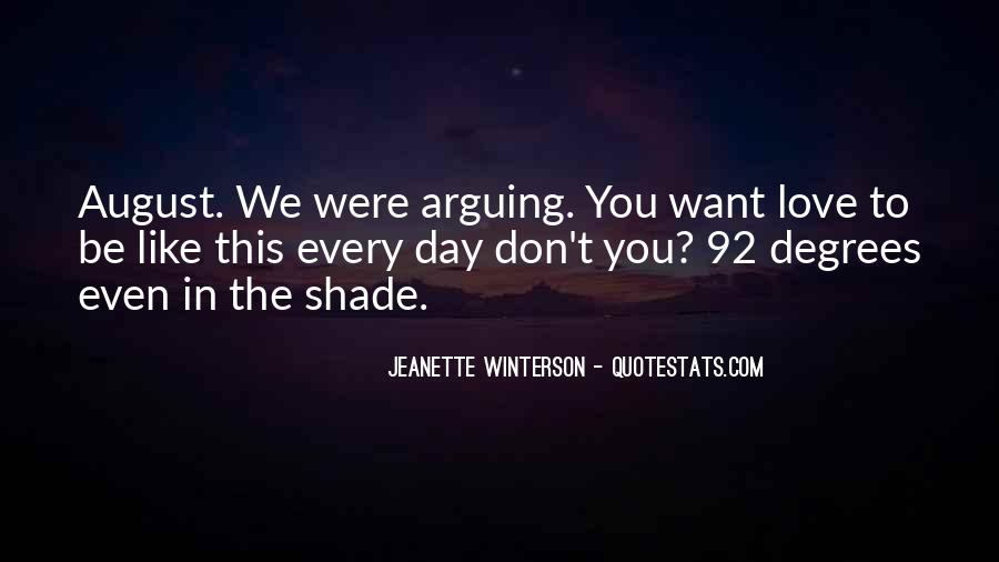 Quotes About Arguing But Still In Love #197694