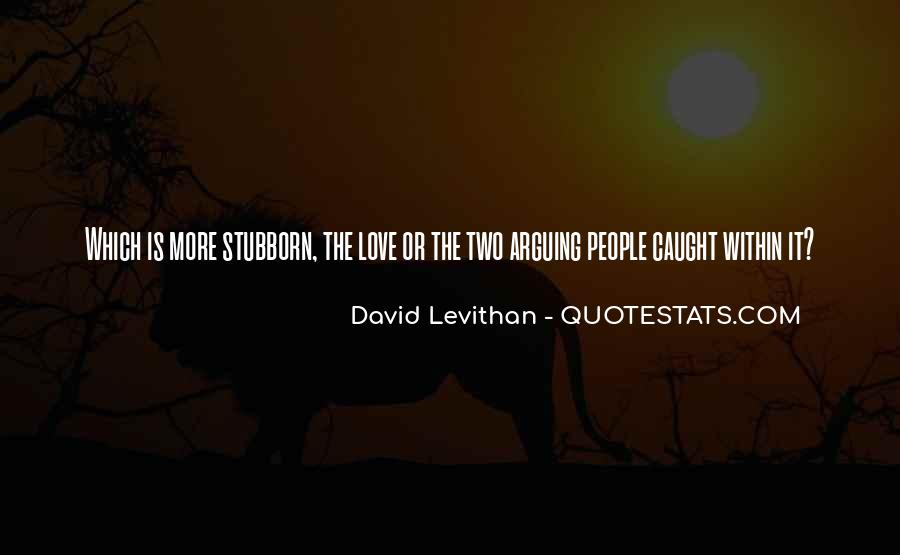 Quotes About Arguing But Still In Love #621198