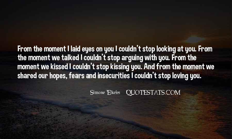 Quotes About Arguing But Still In Love #770352