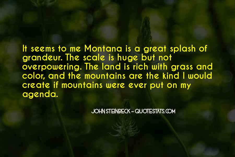 Quotes About Steinbeck #110187