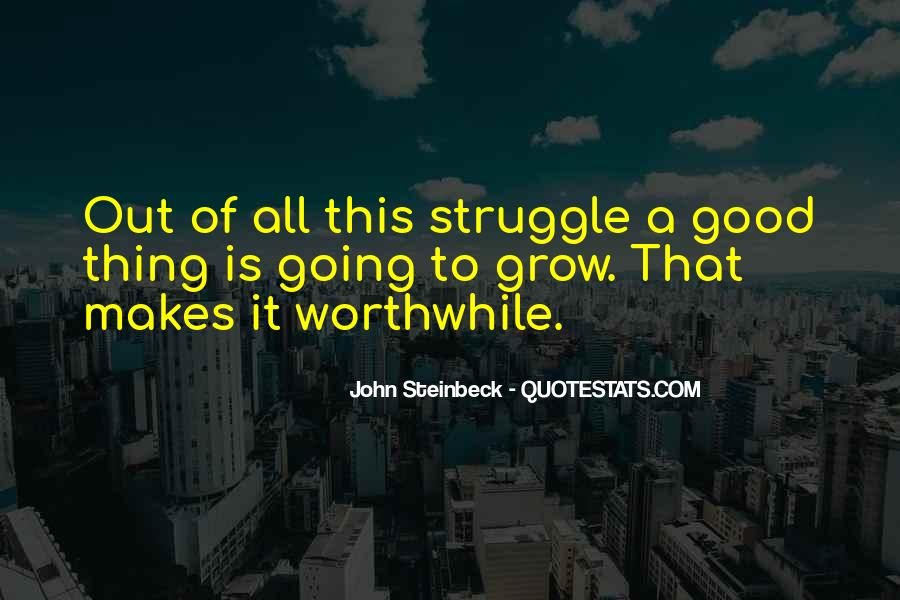 Quotes About Steinbeck #122779