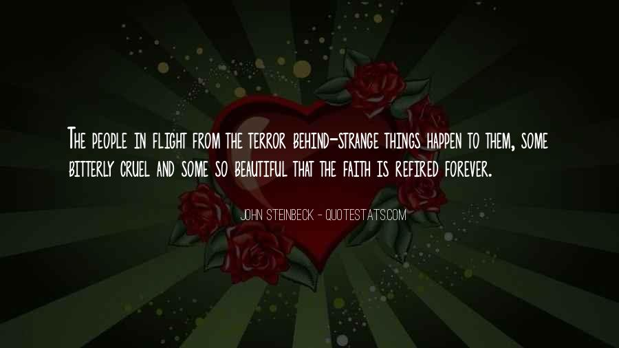 Quotes About Steinbeck #12750