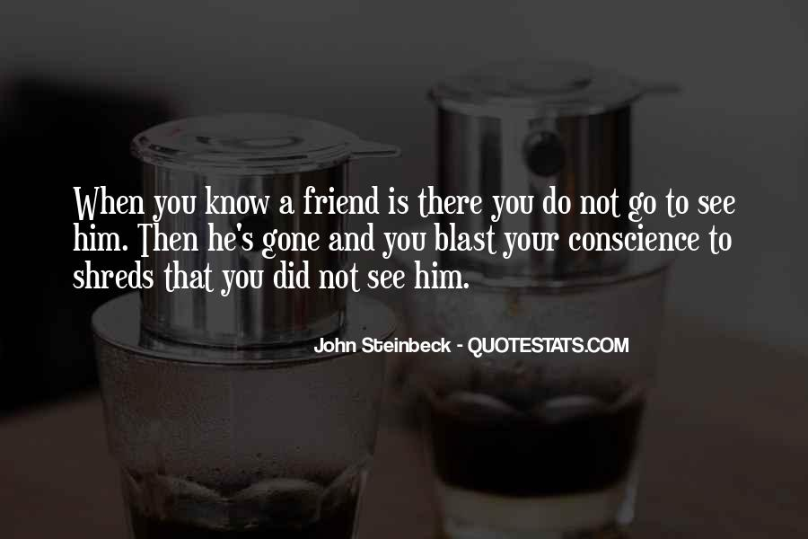 Quotes About Steinbeck #26072