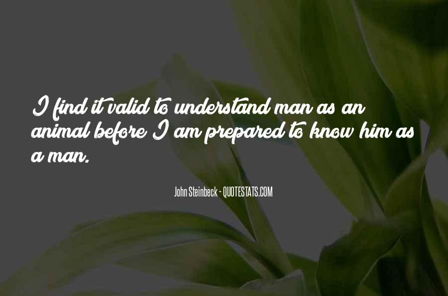 Quotes About Steinbeck #4062