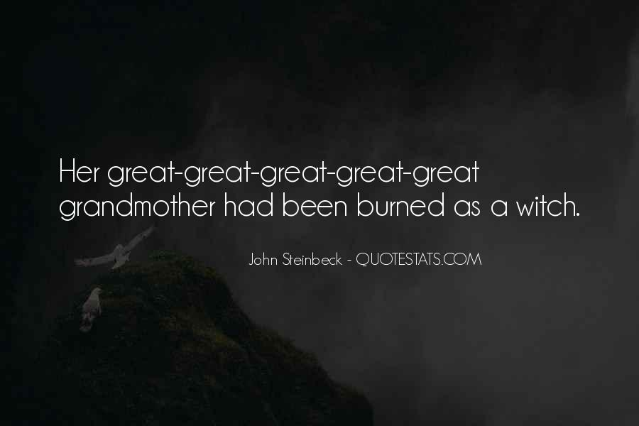 Quotes About Steinbeck #44390