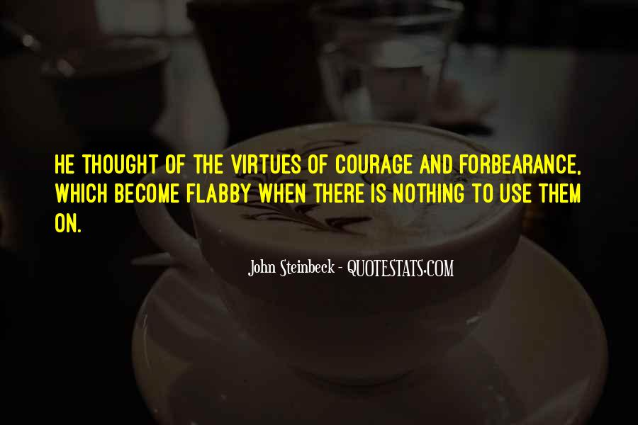 Quotes About Steinbeck #4901