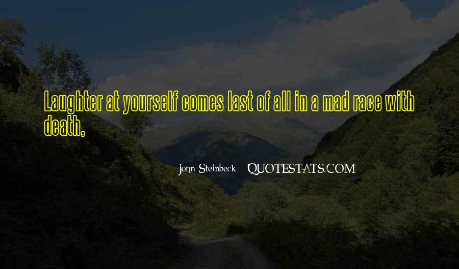 Quotes About Steinbeck #50361