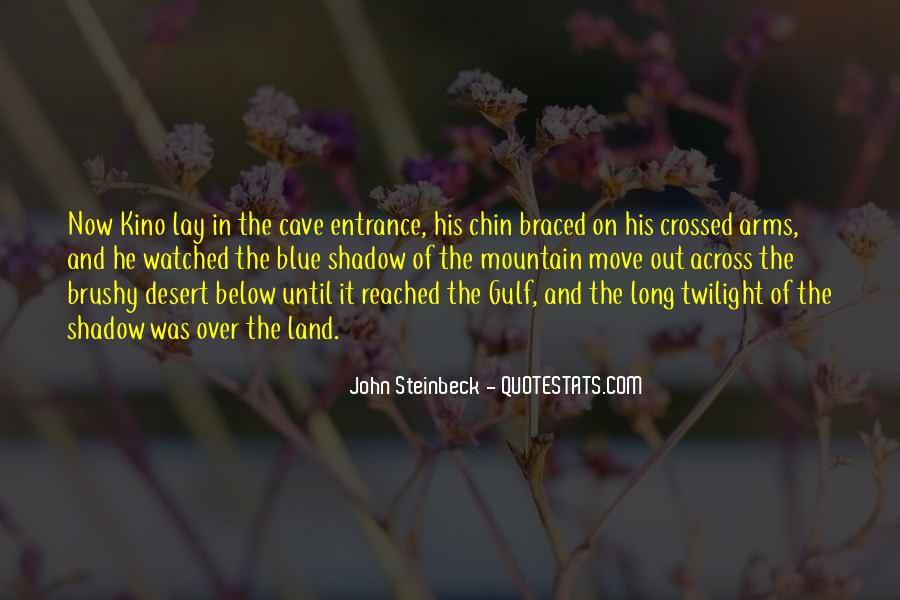 Quotes About Steinbeck #6081