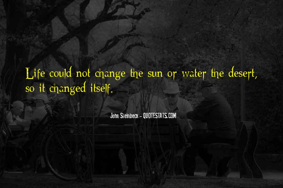 Quotes About Steinbeck #64315