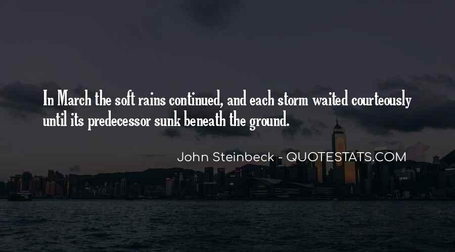 Quotes About Steinbeck #65648