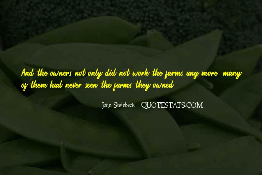 Quotes About Steinbeck #68565