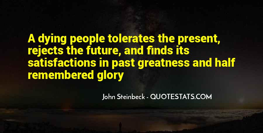 Quotes About Steinbeck #75347