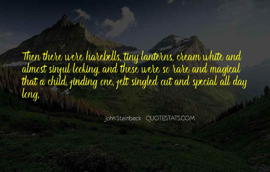Quotes About Steinbeck #76793