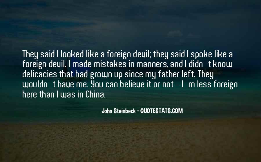 Quotes About Steinbeck #97392